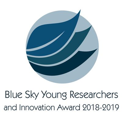 Blue Sky Researchers and innovation awards logo