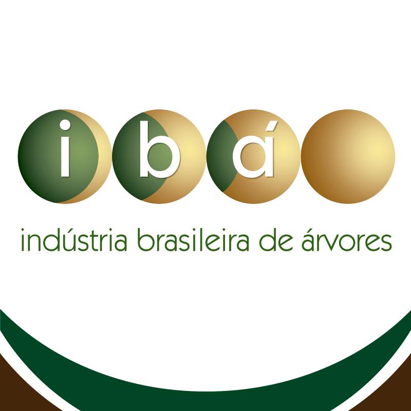 Ibá - Indústria Brasileira de Árvores Logo