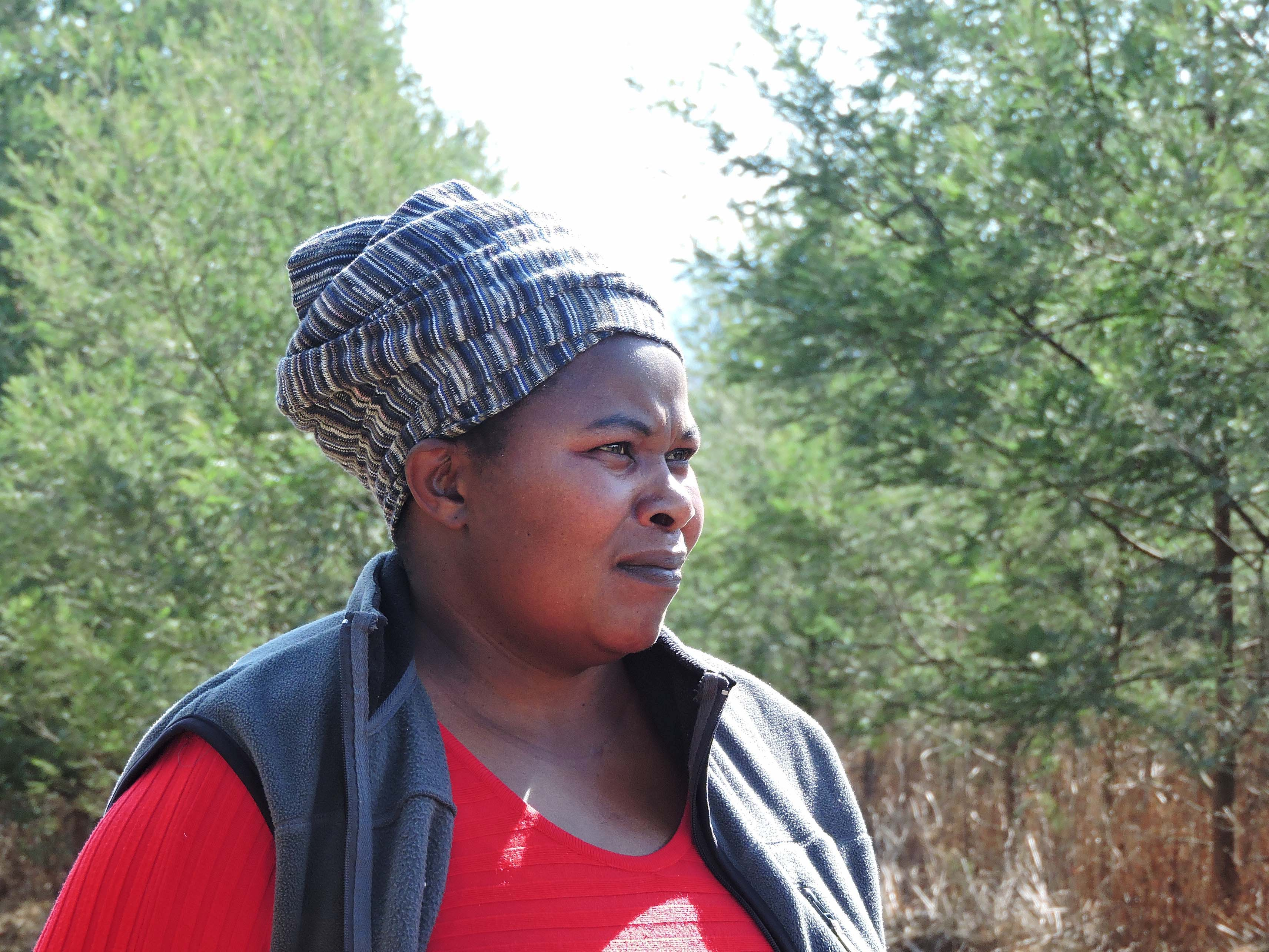 Buyisile Maureen Mdunge - Umvoti Property Investment & NCT Tree Farmer of the Year 2019