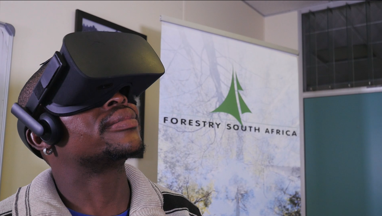VR Application - Goggles