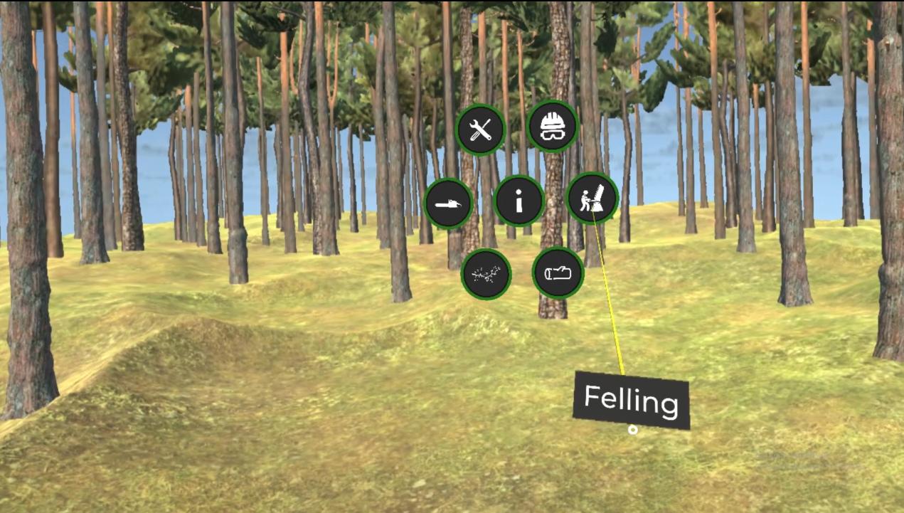 VR Application - Screenshot 001