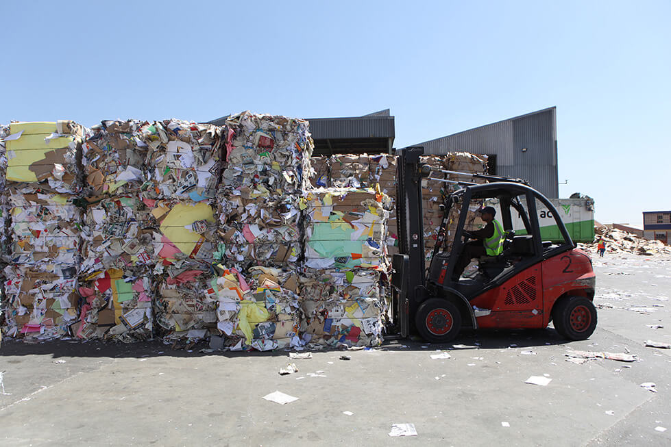Paper-bales-for-recycling