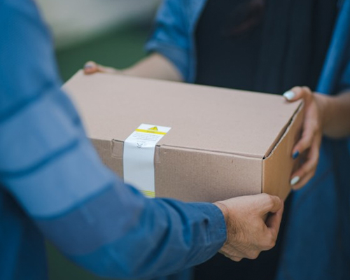 Is it safe to handle package from an area where there are Covid-19 infections? Yes, it is. Credit: Photo by Rosebox on Unsplash