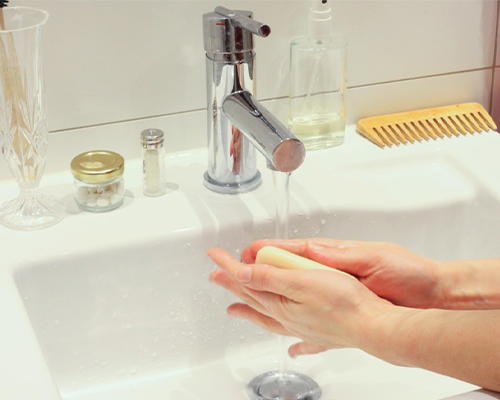 Wash your hands, don't touch your face, keep your distance – those are the most important principles to keep yourself and the greater community safe from contracting Covid-19. Credit: Photo by Jasmin Sessler on Unsplash